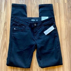 Old Navy Super Skinny Black Pants